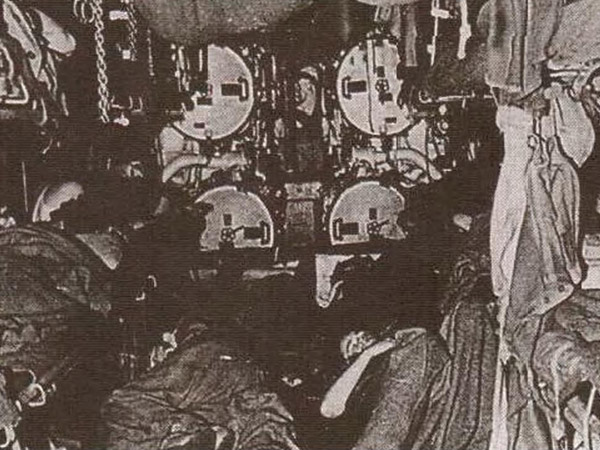 Условия существования на подводных лодках