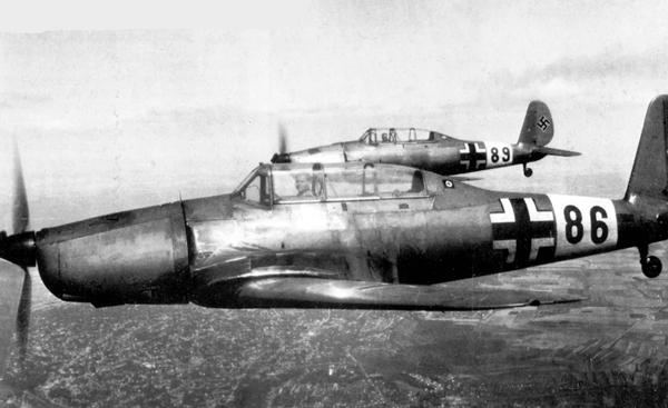 Самолет Арадо Ar 96