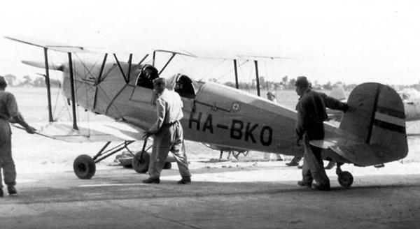 Бюккер Bu 131 «Юнгманн»