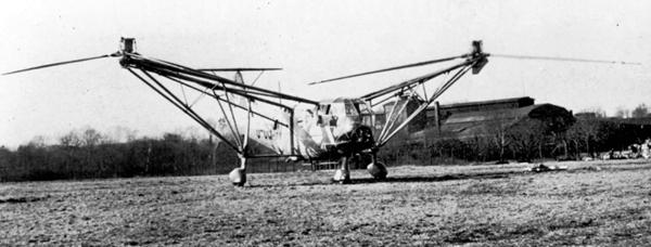 Вертолет Focke-Achgelis Fa 223 «Drache» Фокке-Ахгелис Fa 223 «
