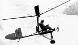 Focke-Achgelis Fa 330 «Bachstelze» Фокке-Ахгелис Fa 330 «Бахштельце»