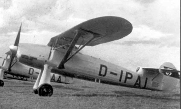 Самолет «Штессер»
