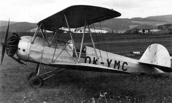 Самолет Heinkel Не 72 «Kadett» Хейнкель Не 72