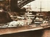 крейсер нюрнберг