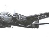 Самолет юнкерс 88
