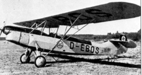 Focke-Wulf FW 55 Альбатрос AL 101