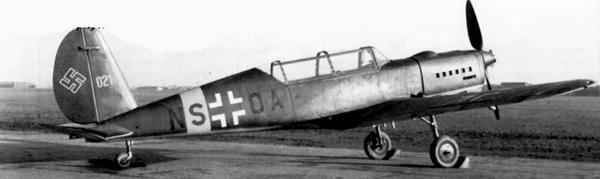самолет арадо 396