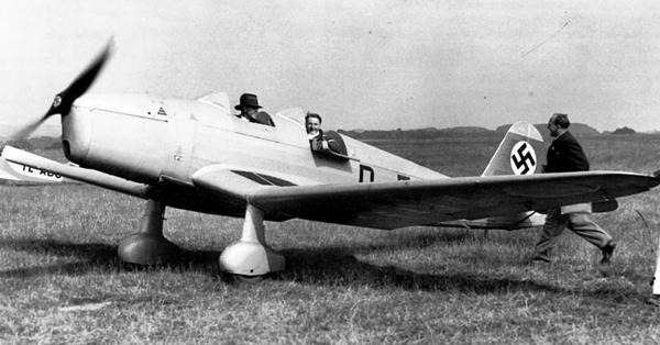 самолет клемм 35