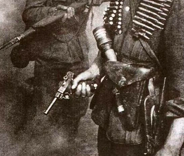 Пистолет Люгер