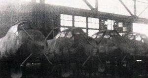 Ю-388 ночной самолет-истребитель